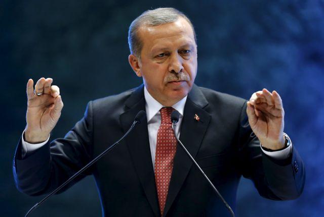 Ερντογάν σε ΕΕ: «Εχετε μετατρέψει τη Μεσόγειο σε ένα νεκροταφείο μεταναστών» | tanea.gr