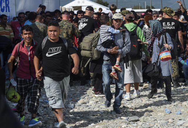 Προς εκταμίευση 30 εκατ. ευρώ στην Ελλάδα για την αντιμετώπιση του μεταναστευτικού   tanea.gr