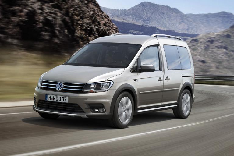 VW Caddy Alltrack: Για ειδικές αποστολές   tanea.gr