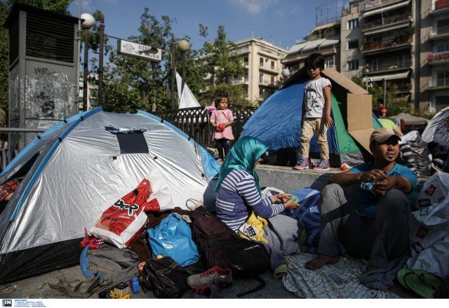 Η κατάσταση με τους πρόσφυγες στην πλατεία Βικτωρίας συζητήθηκε στο δημοτικό συμβούλιο της Αθήνας   tanea.gr