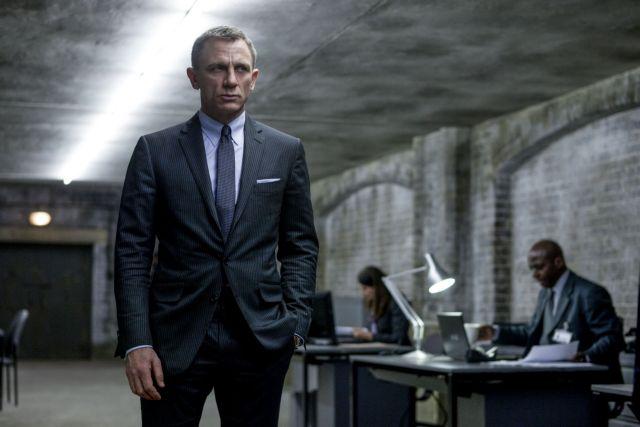 Ντάνιελ Κρεγκ: Καλύτερα να κόψω φλέβες, παρά να παίξω πάλι τον «007» | tanea.gr