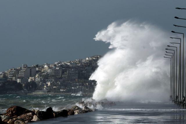Βροχές και καταιγίδες από σήμερα - πτώση της θερμοκρασίας το Σάββατο | tanea.gr