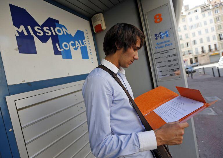 Η μεγαλύτερη μείωση της ανεργίας των τελευταίων οκτώ ετών στη Γαλλία | tanea.gr