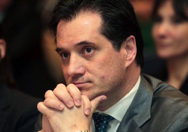 ΝΔ: Εγινε δεκτή η ένσταση του Αδωνη Γεωργιάδη - προχωρά η υποψηφιότητά του | tanea.gr