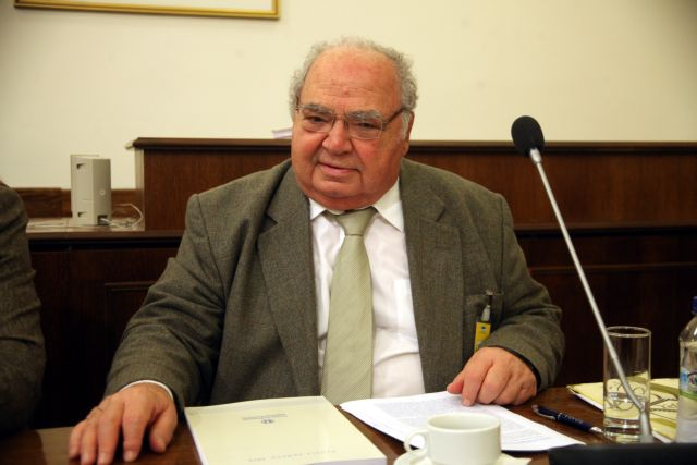 Λέανδρος Ρακιντζής: «Η διαφθορά είναι διάχυτη στην ελληνική κοινωνία» | tanea.gr
