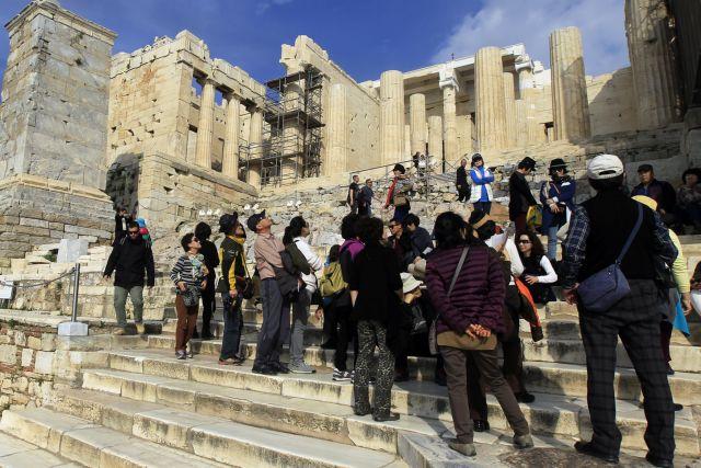 Αύξηση 20,8% στην τουριστική κίνηση του εξαμήνου | tanea.gr