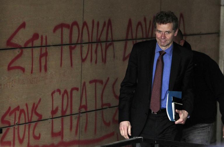 Μη βιώσιμο το ελληνικό χρέος λέει ο Τόμσεν   tanea.gr