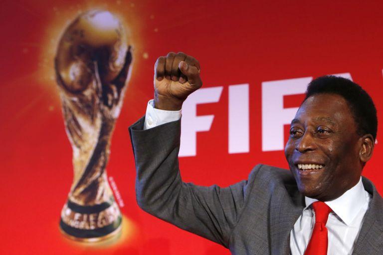 Πελέ: «Δεν έχω καμία πρόθεση και διάθεση να γίνω πρόεδρος της FIFA» | tanea.gr