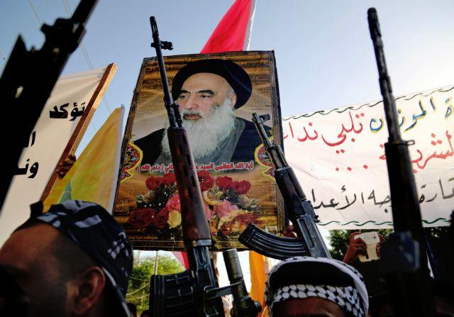 Ιράκ: Σε παγκόσμια μάχη κατά του ΙΚ καλεί ο Αγιατολάχ Αλί αλ-Σιστανί | tanea.gr