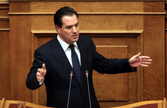 Με μεταλλωρύχους στο Στρατώνι Χαλκιδικής συναντήθηκε ο Γεωργιάδης | tanea.gr