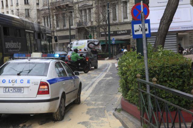 Κυκλοφοριακές ρυθμίσεις το Σάββατο για τη λιτανεία της εικόνας του Αγίου Διονυσίου | tanea.gr