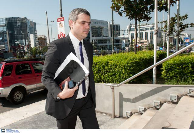 Παραιτήθηκε από εκπρόσωπος Τύπου της ΝΔ ο Κ. Καραγκούνης | tanea.gr