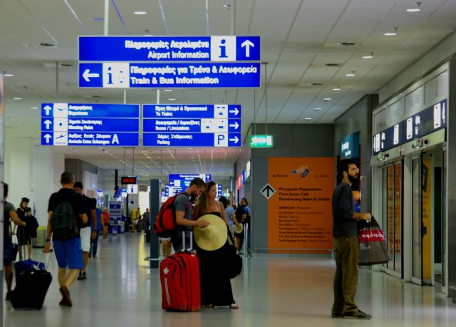 Αυξήθηκε κατά 14,7% η επιβατική κίνηση στο αεροδρόμιο «Ελ. Βενιζέλος» τον Σεπτέμβριο | tanea.gr