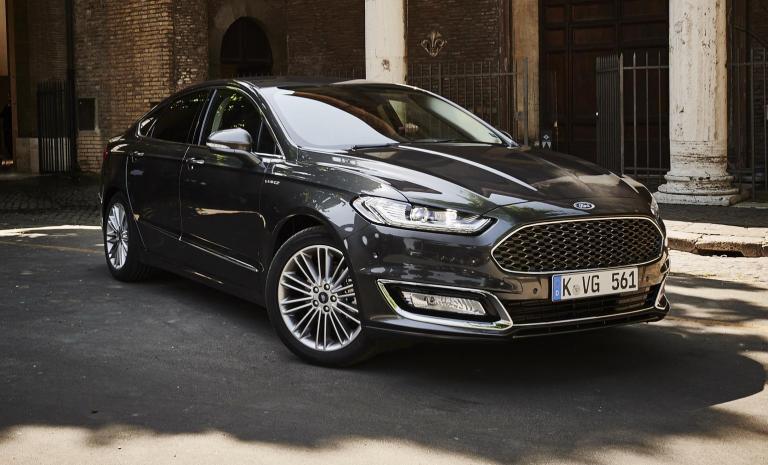 Ford Mondeo Vignale: Σε θέση business class | tanea.gr
