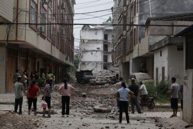 Κίνα: Νέα έκρηξη μια μέρα μετά το μπαράζ αιματηρών επιθέσεων | tanea.gr