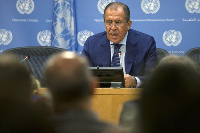 Λαβρόφ: Ο Ελεύθερος Συριακός Στρατός δεν είναι τρομοκρατική οργάνωση | tanea.gr