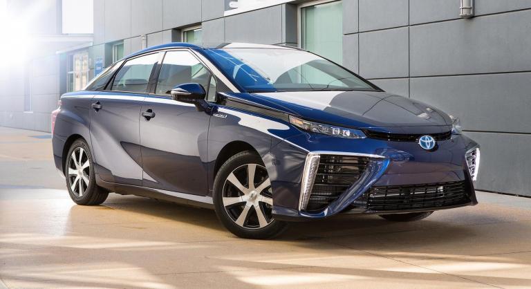 Toyota Mirai: Η καινοτομία της περασμένης δεκαετίας | tanea.gr