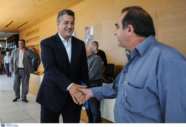 Τζιτζικώστας: Κατέθεσε την υποψηφιότητά του για την ηγεσία της ΝΔ   tanea.gr