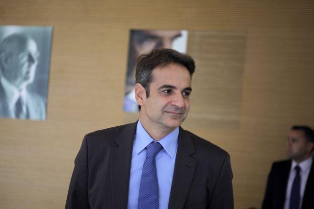 Κυριάκος για το θέμα της υποψηφιότητας Μπακογιάννη: «Ρωτήστε τον πρόεδρο» | tanea.gr