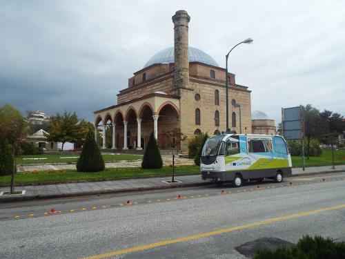 Τρίκαλα: Προβολή σε Κίνα και Αμερική για το λεωφορείο χωρίς οδηγό   tanea.gr