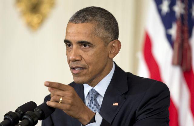 Ομπάμα: «Συνταγή για αποτυχία η πολιτική της Ρωσίας στη Συρία | tanea.gr
