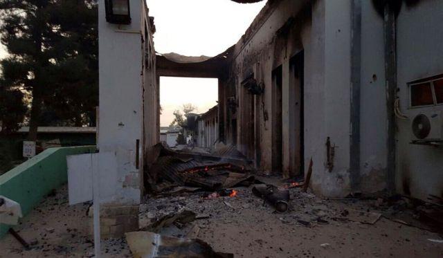 Αφγανιστάν: Εννεα νεκροί και 37 τραυματίες από βομβαρδισμό νοσοκομείου των Γιατρών Χωρίς Σύνορα   tanea.gr