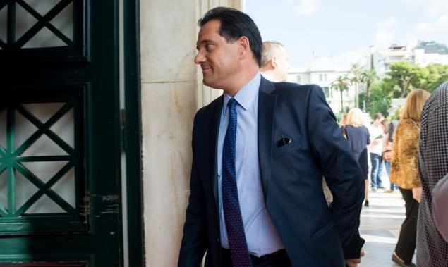 Αδωνις Γεωργιάδης: «Δεν έχουμε χαώδεις πολιτικές διαφορές» | tanea.gr