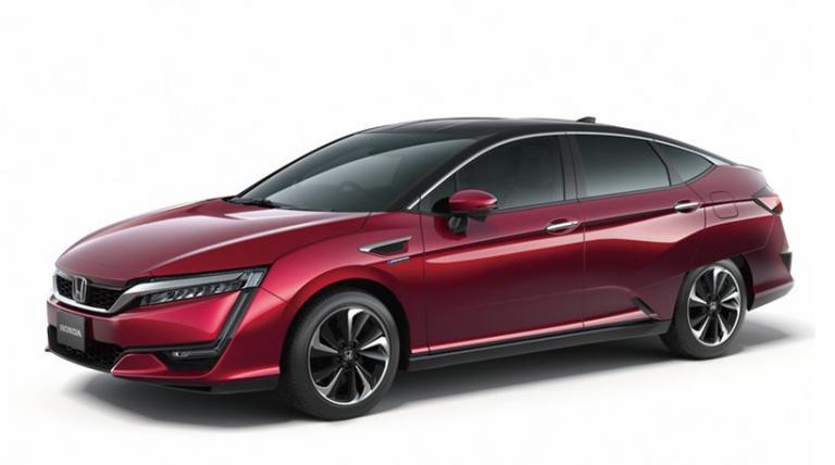 Τον δρόμο της υδρογονοκίνησης ακολουθεί και η Honda   tanea.gr