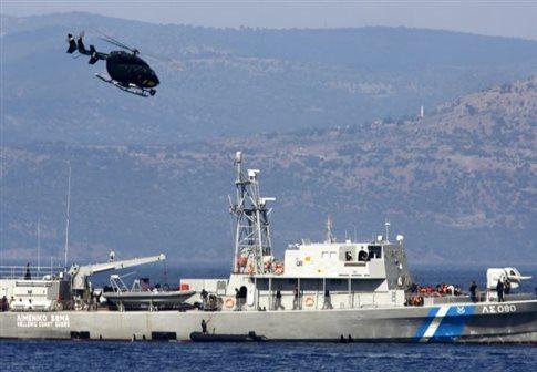 Frontex: Τα πραγματικά σύνορα της Γαλλίας βρίσκονται και στην Λέσβο   tanea.gr
