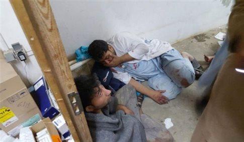 Κουντούζ: Ανατριχιαστική μαρτυρία από την επίθεση στο νοσοκομείο των Γιατρών Χωρίς Σύνορα   tanea.gr