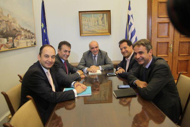 Μεϊμαράκης: «Ολοι περιμένουμε τι θα πει ο Πρωθυπουργός, και ιδιαίτερα η ΝΔ» | tanea.gr