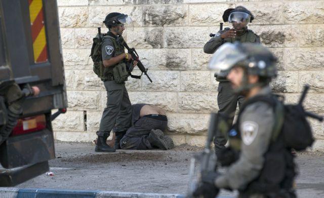 Το Ισραήλ ξεκίνησε να κατεδαφίζει σπίτια Παλαιστίνιων που έχουν κάνει επιθέσεις   tanea.gr