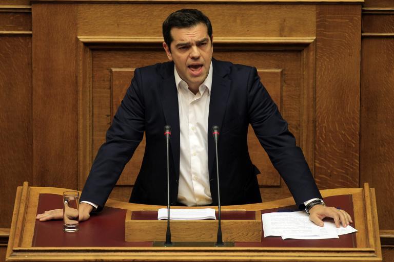 Τσίπρας: «Αναστέλλεται ο ΦΠΑ 23% στην ιδιωτική εκπαίδευση μέχρι την ψήφιση του προϋπολογισμού» | tanea.gr