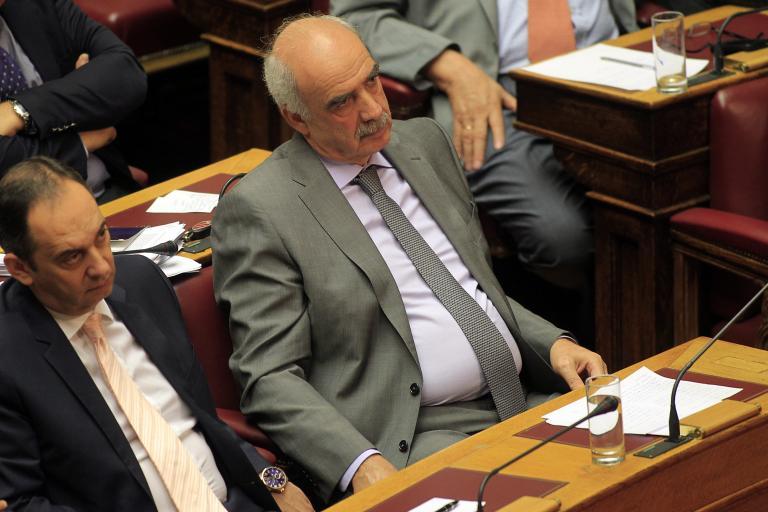 Μεϊμαράκης: «Ο κ. Τσίπρας προσπάθησε να μας εξοντώσει» | tanea.gr