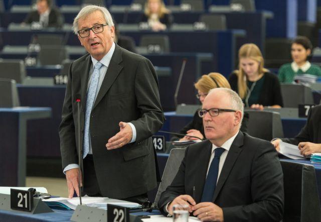 Γιούνκερ: «Στην Ελλάδα εστιάζει η ΕΕ για το προσφυγικό» | tanea.gr