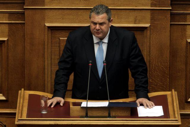 Άναψε φωτιές η πρόταση Καμμένου για εθελοντική στράτευση γυναικών | tanea.gr
