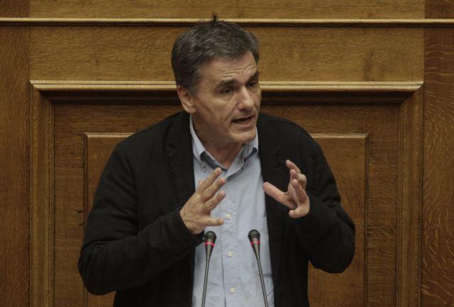 Τσακαλώτος: «Κλείνουν ώς το τέλος του έτους ανακεφαλαιοποίηση και δάνεια» | tanea.gr
