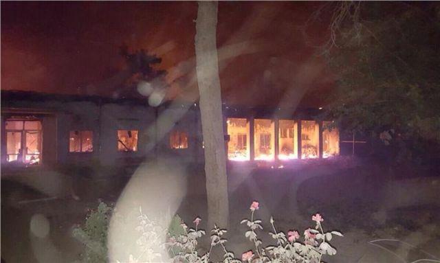 ΗΠΑ: Sorry, κατά λάθος βομβαρδίσαμε τους Γιατρούς Χωρίς Σύνορα στην Κουντούζ   tanea.gr