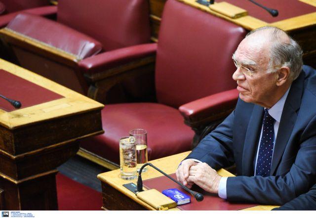 Βασίλης Λεβέντης: «Σιχάθηκα την κατάσταση που συνάντησα στη Βουλή»   tanea.gr