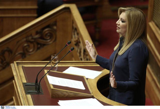 Αποκλείει συνεργασία με τον ΣΥΡΙΖΑ η Φ. Γεννηματά | tanea.gr
