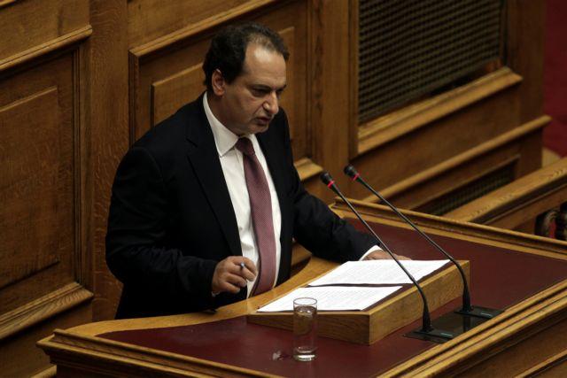 Σπίρτζης: Tα δημόσια έργα μοχλός ανάπτυξης | tanea.gr