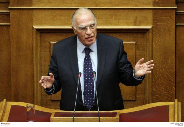 Λεβέντης: Τον Φεβρουάριο θα έχουμε κατάρρευση της κυβέρνησης ή οικουμενική | tanea.gr
