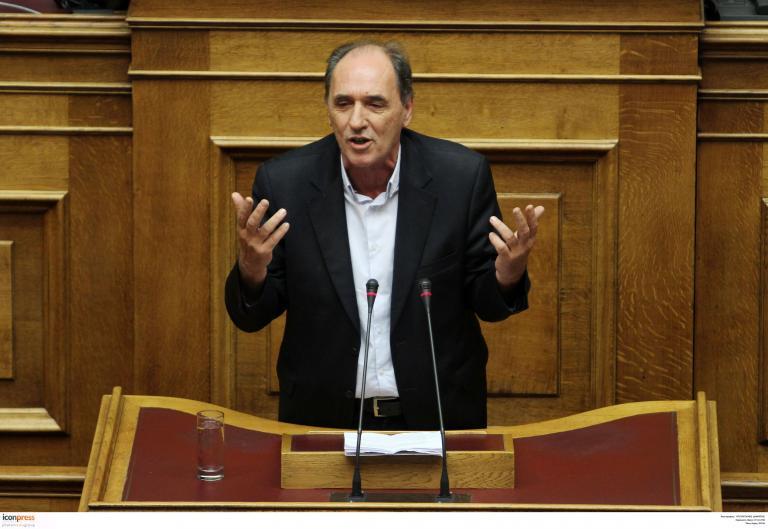 Μικρότερη ύφεση για φέτος προβλέπει ο Γιώργος Σταθάκης | tanea.gr