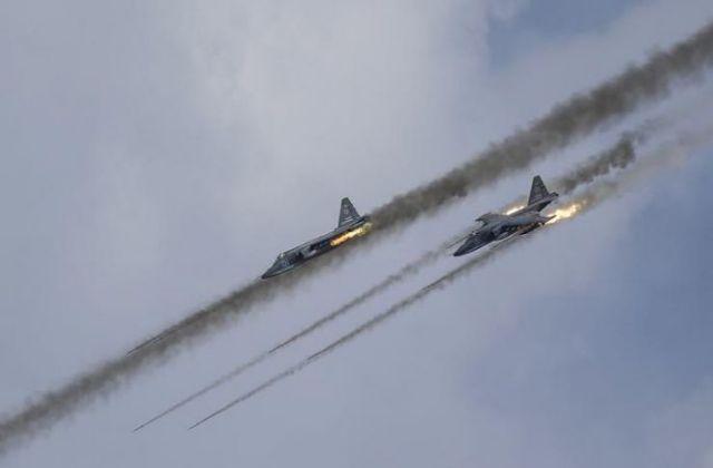 Συρία: Συμμαχικά αεροσκάφη άλλαξαν πορεία για να αποφύγουν ρωσικά | tanea.gr