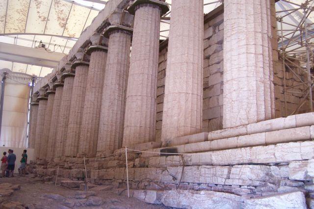 Λουκέτο στον Ναό του Επικούριου Απόλλωνα | tanea.gr