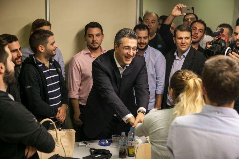 Στις 22 Νοεμβρίου οι εκλογές στη Ν.Δ. - Ανοιξε γραφεία στην Αθήνα ο Τζιτζικώστας   tanea.gr