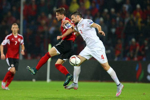 Η Σέρβια νίκησε την Αλβανία, ήττα η Γερμανία, πέρασαν Πορτογαλία και Β. Ιρλανδία | tanea.gr