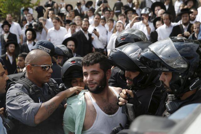 Ισραηλινός μαχαίρωσε τέσσερις Αραβες στο νότιο Ισραήλ   tanea.gr