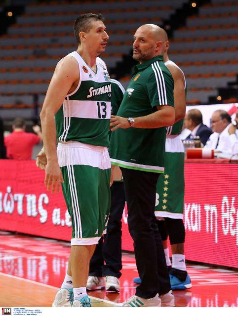 Τζόρτζεβιτς και Διαμαντίδης έθεσαν τους στόχους της σεζόν | tanea.gr
