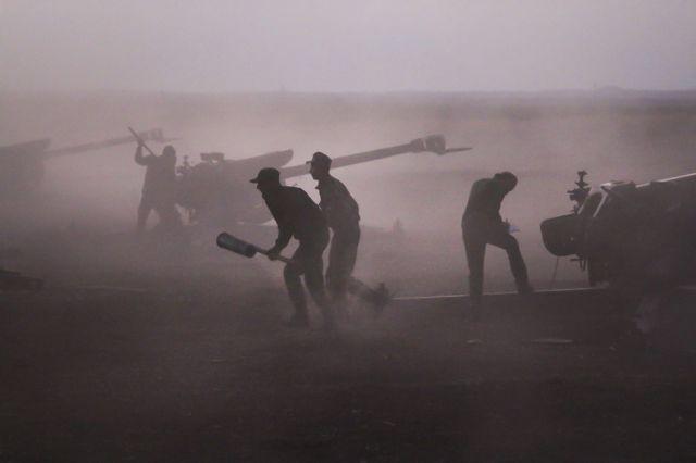 Συμμαχία Κούρδων, Αράβων, Ασσυρίων κατά του Ισλαμικού Κράτους   tanea.gr